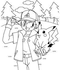 Pokemon Da Colorare E Stampare Disegni Dei Pokemon Con Immagini
