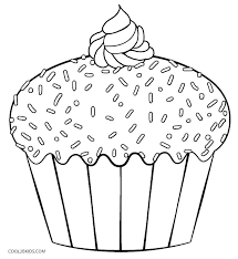 cute cake coloring pages. Wonderful Coloring Cute Cupcake Coloring Pages Cup Cake  Book Free Easy Drawings  In C