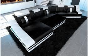 Leder Wohnlandschaft Turino Cl Wohnen Sofa Design Und