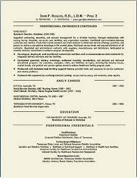 Examples Of Executive Resumes Interesting Environmental Executive Resume Example