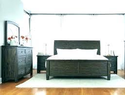 black wood bed frame en dark frames uk black wood bed frame frames