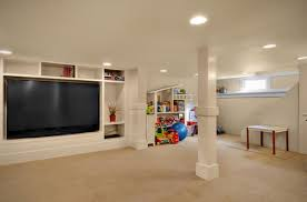 How To Design Basement Design Interesting Decorating