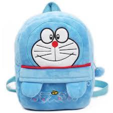 z kintergarden kids backpack doraemon 1 to 3 year old boys s bag children book bag