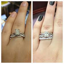 infinity wedding band. (closed) which infinity band looks better??? help!! wedding n