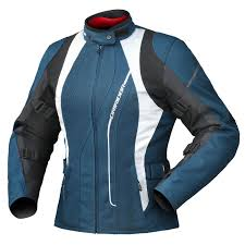 Dririder Ladies Vivid 2 Air Jacket Atlantic Blue