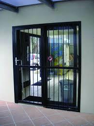 Burglar Bar Door Designs Moving Door Styles For Bedroom Best Sliding Glass Doors