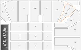 State Farm Arena Seating Chart With Seat Numbers 14 Judicious Philips Arena Portal Map