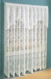 anna lace curtains eggshell