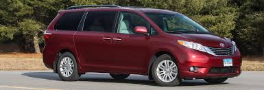Updated 2017 Toyota Sienna Gains Power and Gears - Consumer Reports