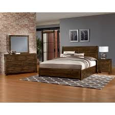 Artisan & Post by Vaughan Bassett Sedgwick Queen Bedroom Group - Item  Number: 126 Q
