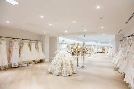 New York Wedding Gowns Shops Stores Boutiques