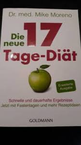 Buch 17 tage diät