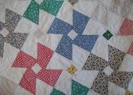 Tessellation Quilt Patterns | FeltMagnet & Pinwheels and Daisies - An example of a tessellation quilt pattern Adamdwight.com