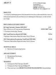 Student Resume Format Best Student Resume Format Pdf Marieclaireindia
