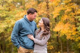 nj fall engagement session howell nj photographer