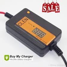 pulse battery desulfator for lead batteries 12v 48v car forklift boat golf lead acid battery reviver electronic battery charger electronic charger from