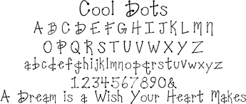 Cool Fonts To Write In Fonts Writings On The Wall