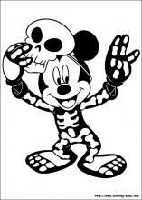 Mickey Coloring Pages On Coloring Bookinfo