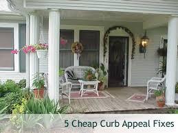 Cheap Curb Appeal