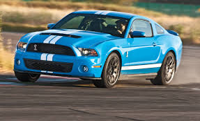 2011 Ford Mustang Shelby GT500 Road Test Update - Expert Car ...