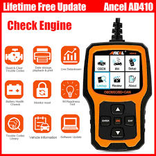 How To Erase Check Engine Light Without Scanner Details About Ad410 Obd2 Auto Scanner Check Engine Light I M Readiness Automotive Code Reader