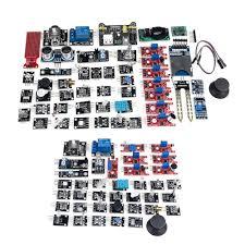 45 IN 137 IN 1 Set quia sensorem OMNIBUS Starter <b>Kits</b> Arduino ...