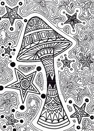 Small Picture trippy coloring pages printable Enjoy Coloring clipart bw