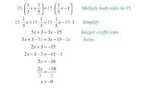 kuta math fractions kindergarten elementary algebra infinite algebra 1 solving rational equations with kuta math