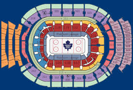 Air Canada Centre Seating Chart Hockey Scientific Acc Seating Chart For Hockey 2019