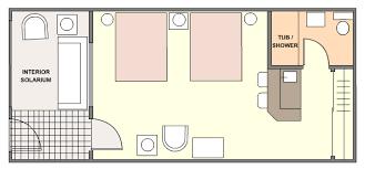 hotel room floor plans, guest room floor plans, hotel aspen