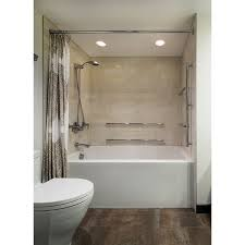 Bathtubs Idea Astonishing Narrow Bathtubs Narrowbathtubs28 4 Foot Tub Shower Combo