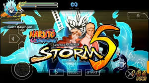 new way to naruto shippudden ninja strom 5 mod pressed for android