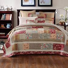 bedspread bedspreads turquoise quilt queen size bedding sets country grey patchwork bedspread sheet coverlets blue