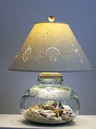 stunning superbly unique lamps to decorate your interiors nautical lamp beach shades coastal uk