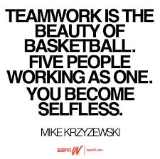 Basketball Team Quotes Impressive Top 48 Best Basketball Quotes About Teamwork Next Level Hoops