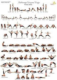 ashtanga vinyasa yoga primary series i ve been looking for one of these forever