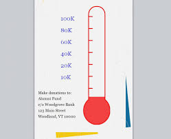 Fundraising Progress Chart 15 Things You Should Know Before Chart Information Ideas