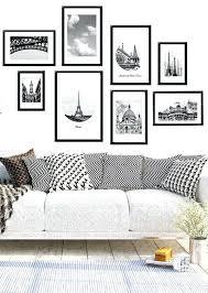 black and white wall black and white wall decor entrancing elegant quality 5 black and white