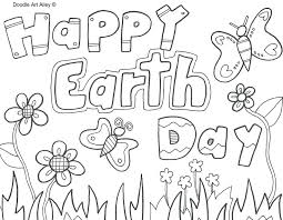Earth Day Coloring Pages The Inspired Earth Day Coloring Page Dawn