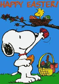 "<b>Happy</b> Easter! (no <b>words</b> - ""Woodstock - <b>Easter Egg</b> Delivery ..."