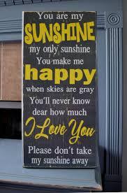 custom made you are my sunshine subway sign custom wood sign home decor