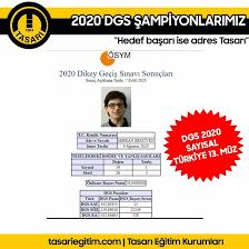 Tasarı Antalya - DGS 2020 TÜRKİYE 4. 11. 13. 14....