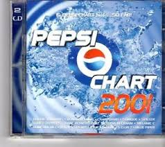 Fh400 Pepsi Chart 2001 2 Cds 42 Tracks Various Artists