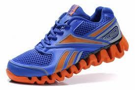 reebok running shoes blue. reebok zig fuel running shoes blue orange men\u0027s outlet price, question low,