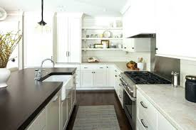 modern kitchen rugs farmhouse style unconvincing door knobs with open shelves home ideas stuff plus flyer kitchen rug