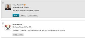 Discussion Boards In Studentcentral