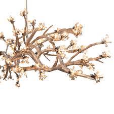 branch chandelier lighting allanknight branch chandelier lighting