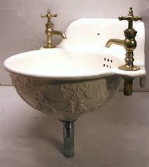 antique corner basin