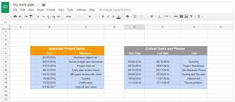 Office Timeline: Gantt Charts In Google Docs This Gantt Chart Google ...
