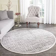 8 foot round rugs com in ideas 4